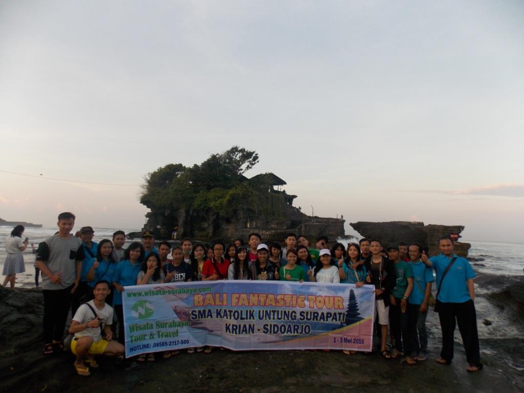Paket Wisata Surabaya Bali 3 Hari 1 Malam Wisata